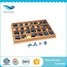 wholesale language material european toys educational product