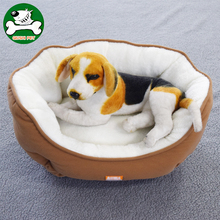 2017 new design puppy home dog bed ped bed dog pet bed
