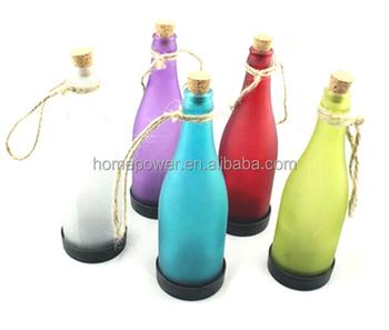 how to make solar lights from plastic bottles