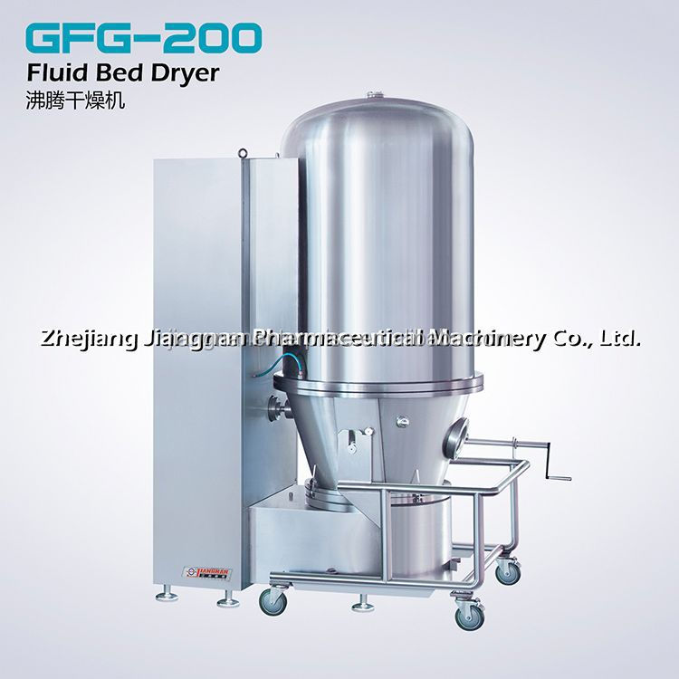 China Manufacture Ore Vibrating Fluid Bed Dryer