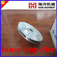 ISO9001:2008 dongying foundry customized Manufacturer precision casting part pump impeller