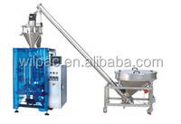 Automatic coffee powder/cocoa powder/instant coffee weigh filler packaging machinery