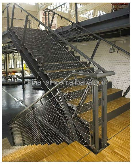 High quality expended metal Mesh for stairs