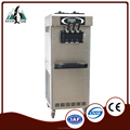 Commerical Stainless Steel Body Soft Ice Cream Machine
