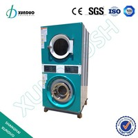 15kg steam heating industrial washing machine-laundry coin washer