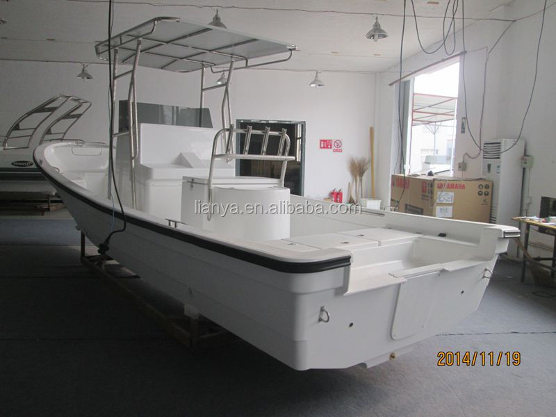 Liya 4m to 8m sailing dinghy fiberglass dinghy fishing yacht boat with CE