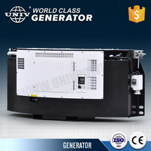 China 16kw 20kva undermount generator diesel for reefer container