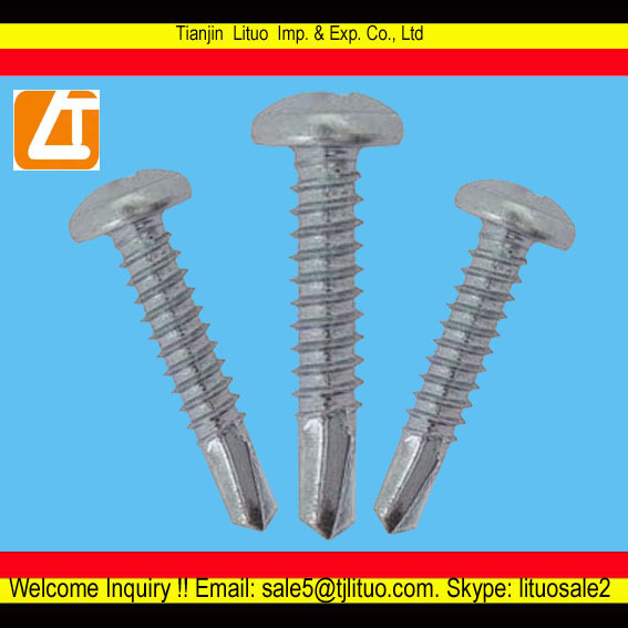 manufacturing stainless steel pan head cap screws