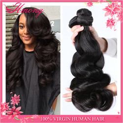Grade 8A Double Wefts No Shedding Tangle Free 100% Unprocessed Virgin Human Hair