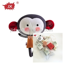 Christmas Talking promotion plush toys