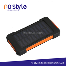 solar charger powerbank large capacity,outdoor mobile powerbank portable power bank