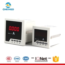 Multifunction newest full automatic LED digital ammeter