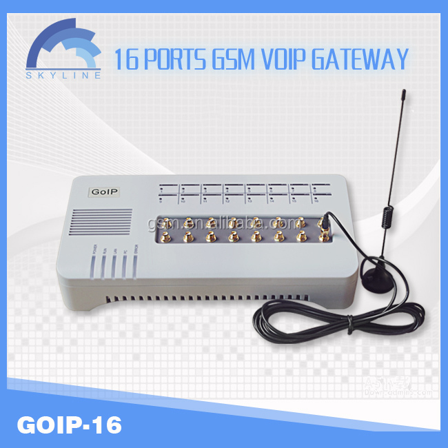 GSM voip gatway with SIP and H323 protol voice gateway multi recharge software