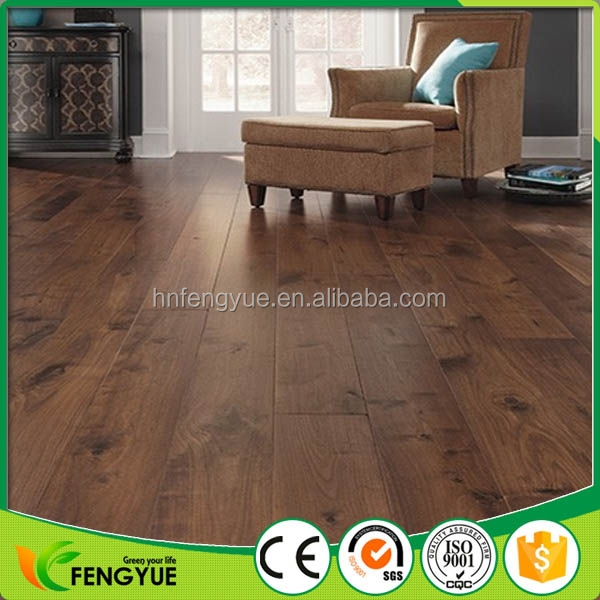 Antistatic Household Hard Vinyl flooring Recycled PVC Plastic Floor
