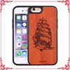 hot item China supplier bamboo wood,cherry wood cute phone cases