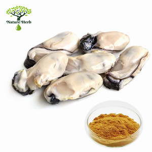 Factory Supply High Quality Oyster Meat Extract Powder/Oyster Peptide/5% Taurine