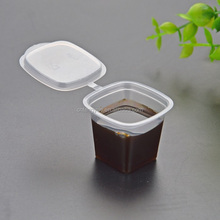 1oz clear disposable PP plastic cups manufacturing process