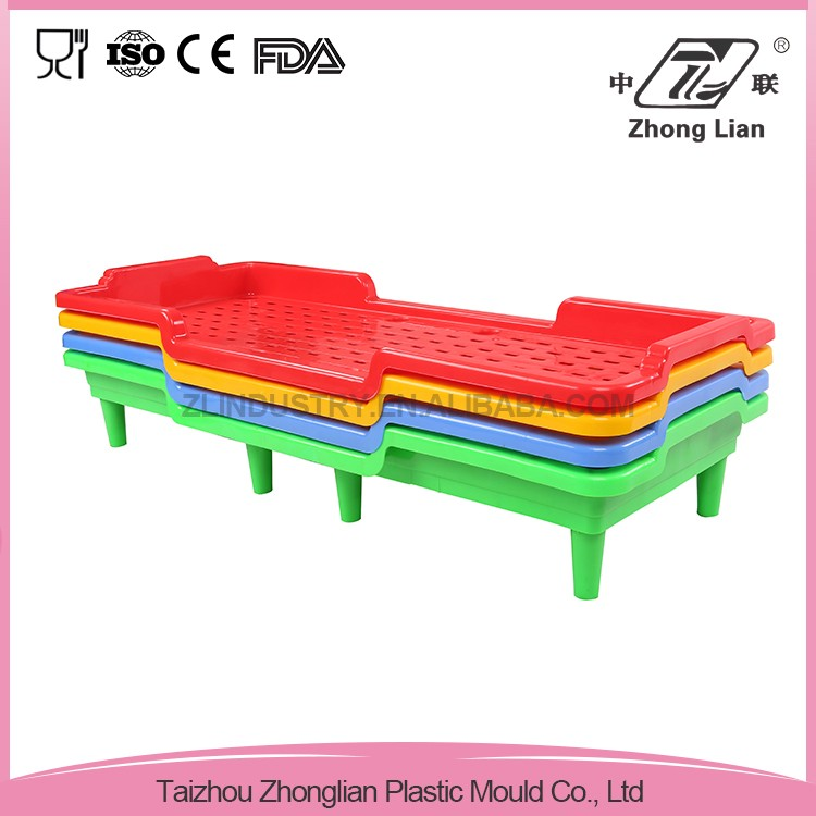 Professional manufacturer plastic colorful kids furniture bedroom