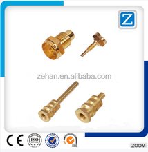 QZM-72 Custom Brass component Automatic Lathe production