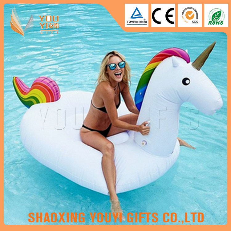 Best sales giant inflatable unicorn pool float
