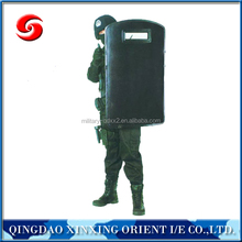 ballistic steel bullet proof shield for police