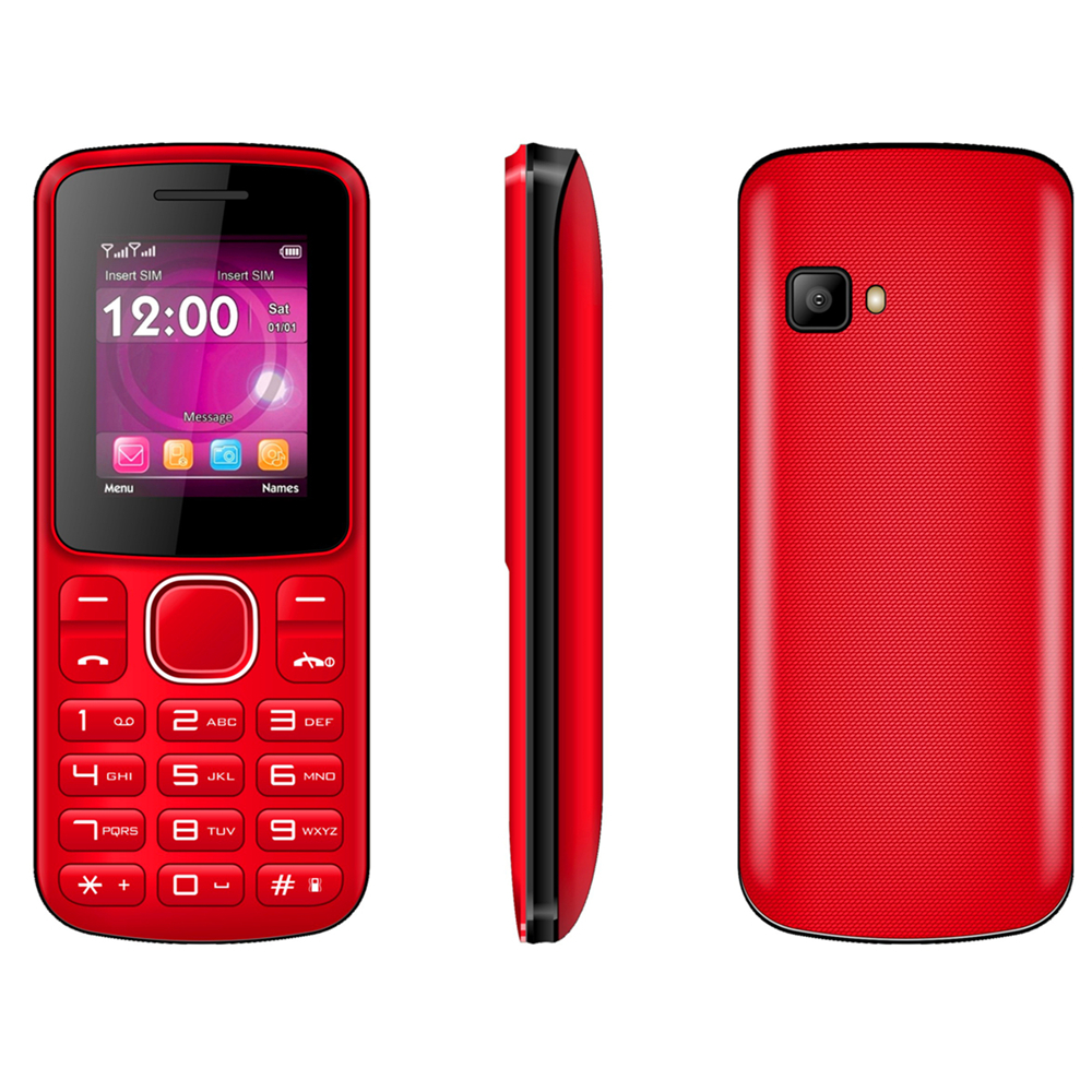 2017 newly arrival china red mobile phone paypal acceptable T6