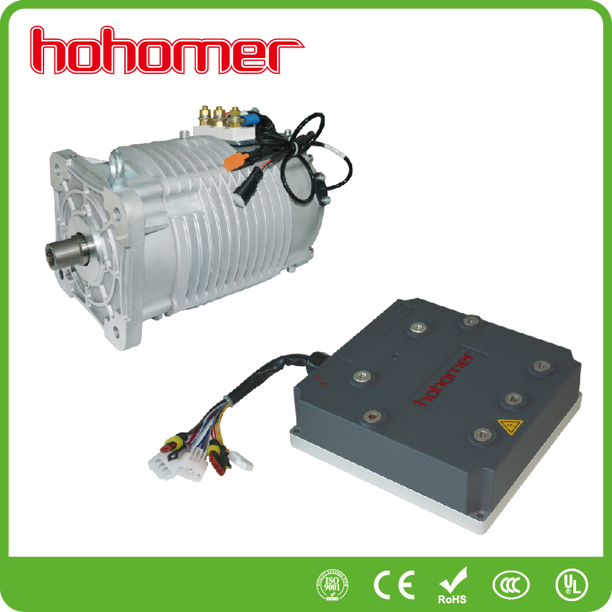 High Speed High Quality 96V Electric Ac Motor 10KW For Electric Sedan Cars