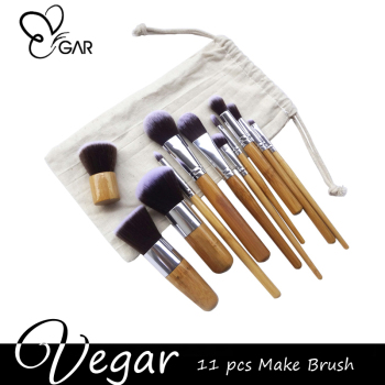 Hot Sale 11pcs Makeup Brush Set