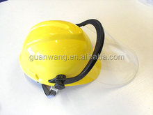 Industrial safety helmet specifications,safety work helmet with face shield