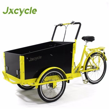 pedal electric cargo bike /cargo tricycle