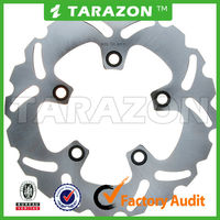 Stainless Steel 220mm solid brake disc forGSX R 600CC;V-S 650CC;GSX R 750CC