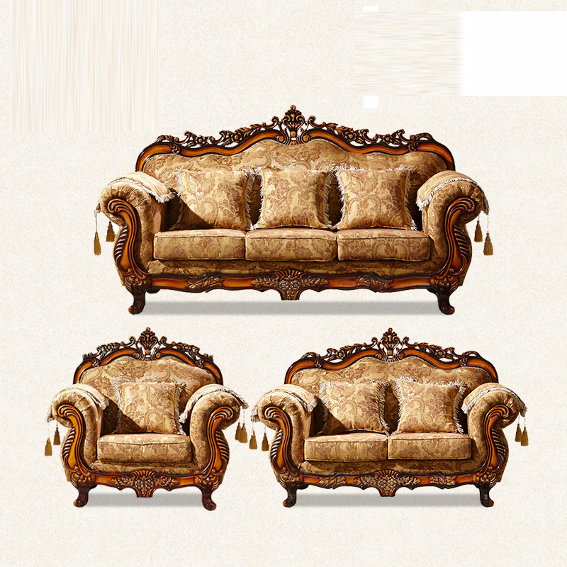 Hot Selling Luxury Classic Sofa Designs Foshan Lecong Furniture Centre China Wholesale Market