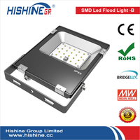 20W flood light LED parking lot lighting 5 years warranty with UL/cUL DLC certification