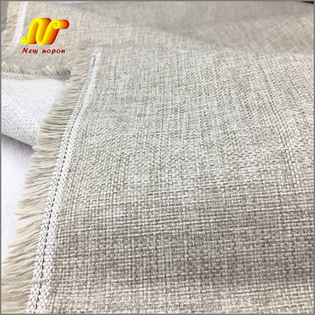 China Supplier 100% Polyester Sofa Cushion Fabric
