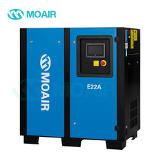 general industrial equipment 7.5 Kw electric rotary screw air compressor
