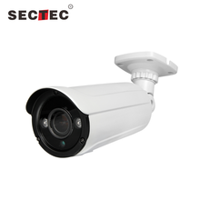 H265 cctv ip camera Outdoor Waterproof 1080p 2MP HD AHD Street and Factory