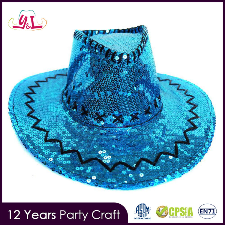 2016 New Design Your Own Straw Cowboy Hat