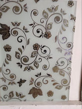 china decorative interior frosted window glass prices in pakistan