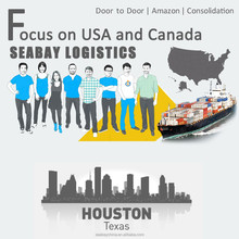 Cheap ocean container shipping price to Houston