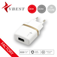VBEST usb battery adapter multi port usb charger