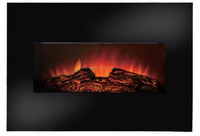 Cheap Decorative Small Wall Mounted LED Electric Fireplace