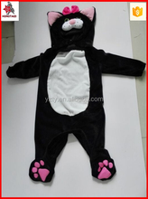 realistic black cat animal costumes for kids