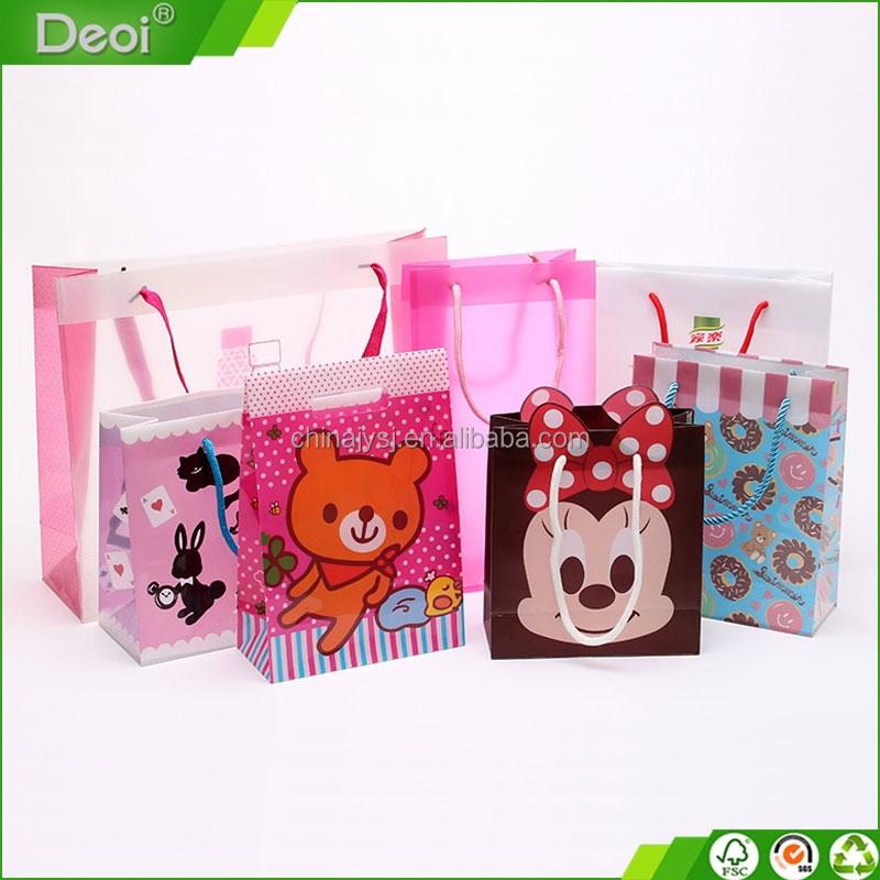 factory wholesale customized PP Shopping bag /handbag