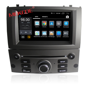 MEKEDE Android 7.1 CAR multimedia radio stereo For PEUGEOT 407
