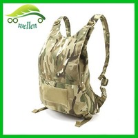 2015 trendy plain climbing backpack khaki nylon backpack customize skateboard backpack wholesale