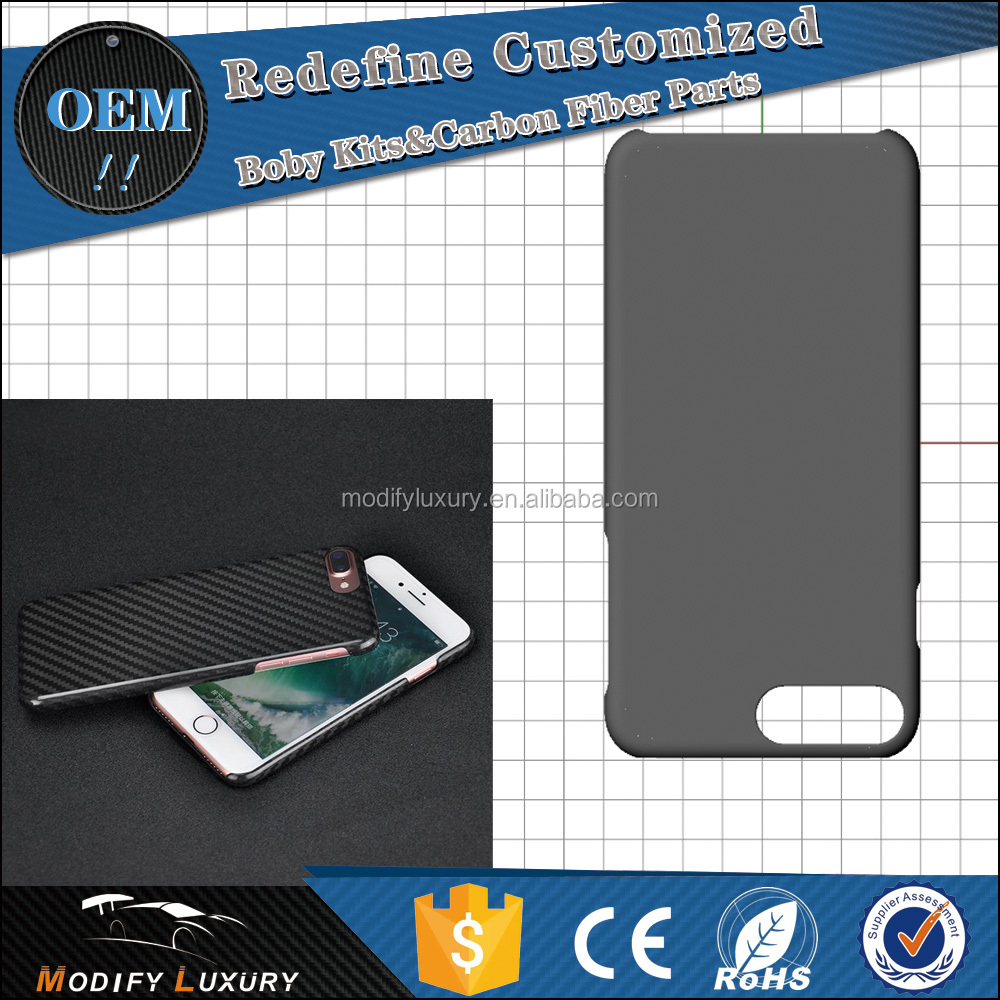 New Arrival Carbon Fiber Case Cover for Apple 7 Plus 2016