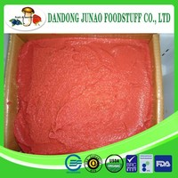 Fresh fruits Frozen Strawberry Purees