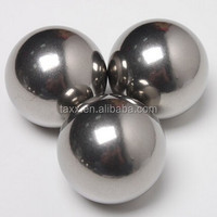 "Ex-stock AISI201 302 304 304l 316l G5 410 420 420C 430 430F 440 440C 1/2"" stainless/Chrome/carbon steel ball"