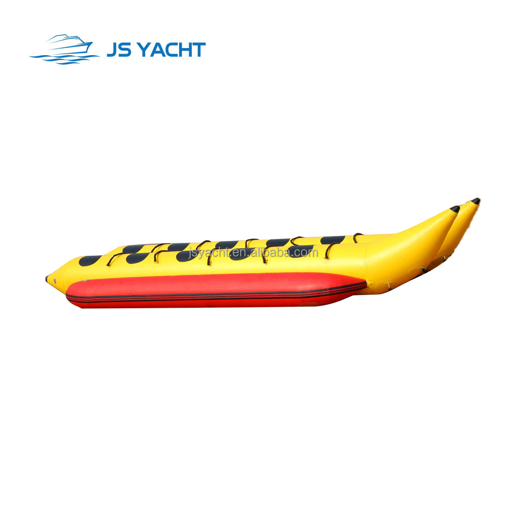 CE Certification 2017 Hot Sale Water Sport Inflatable Banana Boat PVC Floating Tube