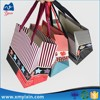 Eco friendly paper insulated women fashion shopping bag